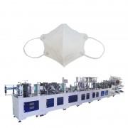 全自动超高速折叠口罩机-全自动口罩生产线